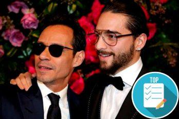 Maluma y Marc Anthony unen sus fundaciones para apoyar a niños con discapacidad