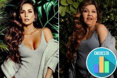 La Gordita Fabiola Vs. modelos y artistas, ¡una encuesta que no puedes dejar de responder!