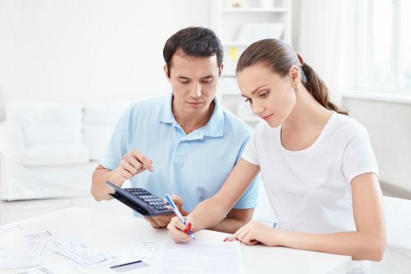 Crea una nueva lista de gastos