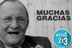 Falleció el humorista Enrique Colavizza, una de las grandes glorias de Sábados Felices