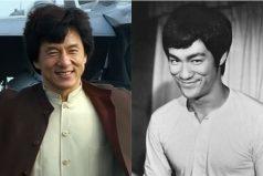 Las enseñanzas de los ídolos Bruce Lee y Jackie Chan: son unos maestros