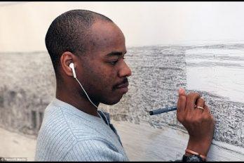 Este artista demuestra que no existe discapacidad que te limite a hacer realidad tus sueños