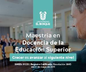 Maestría en Docencia Educación