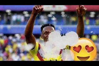 Yerry Mina, el jugador que le pone sabor a la Selección. ¡Gran juego y sabrosura!