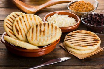 ¿De dónde es originalmente la arepa? 🤤🤤 ¿Colombia o Venezuela?