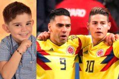 La Selección Colombia le envió un emotivo saludo con camiseta autografíada a bordo para Cristo José