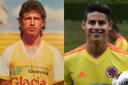 La verdad sobre el padre de James Rodríguez. ¡También fue un talentoso futbolista!