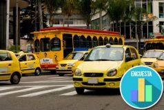 Sayco Acinpro cobrará a los taxistas por reproducir música en sus vehículos. ¿Es justo este cobro?