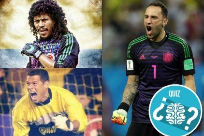 René Higuita, Óscar Córdoba o David Ospina, ¿qué arquero de la Selección Colombia serias?