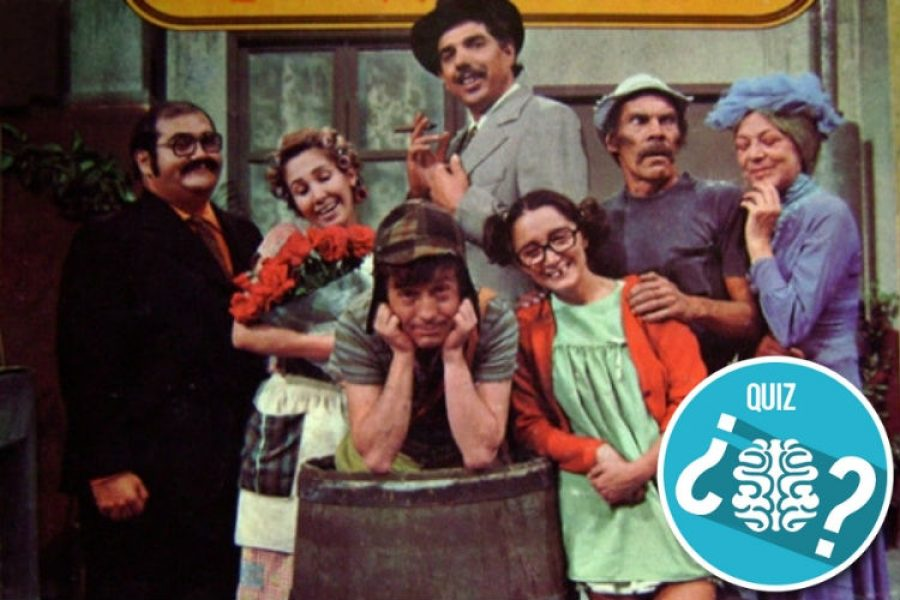 Descubre qué personaje de la vecindad del 'Chavo del 8' eres respondiendo este test. ¡Recordando a Chespirito!