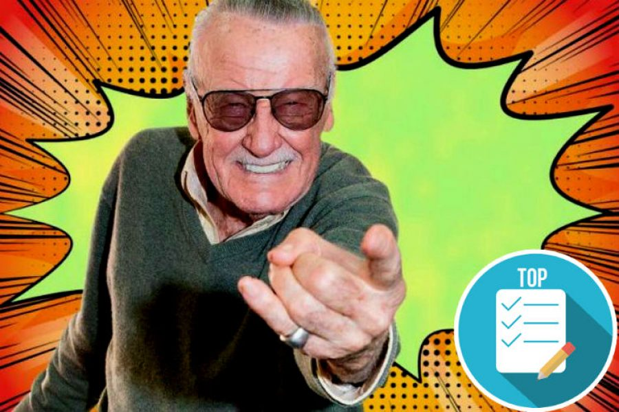 """Curiosidades de la vida de Stan Lee, el considerado el """"Papá de los superhéroes"""""""