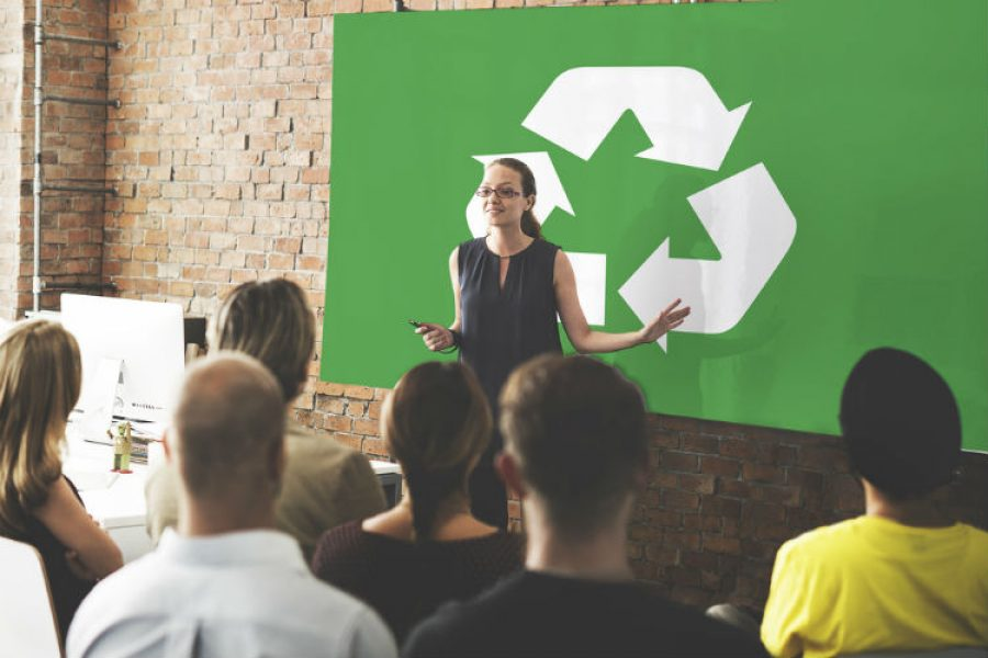 Beneficios de hacer parte de una empresa que trabaja por el medio ambiente