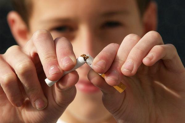 El tabaco también es un problema