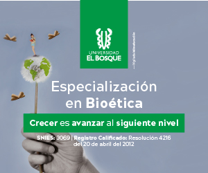 Especialización en Bioética