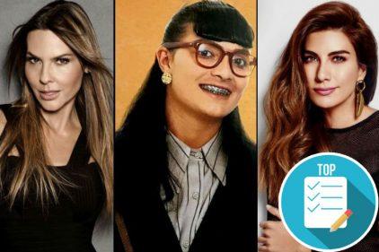 Las modelos que fueron invitadas especiales para actuar en la telenovela colombiana 'Betty la fea'