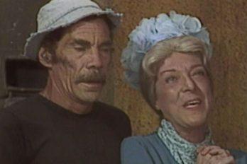 Así lucía Angelines Fernández antes de interpretar a 'la bruja del 71'
