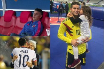James nos conmueve con su gran corazón ¡Estos momentos son inolvidables!