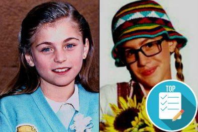 Así han cambiado las niñas que dejaron huella en la televisión colombiana ¡Admirables y bellas!