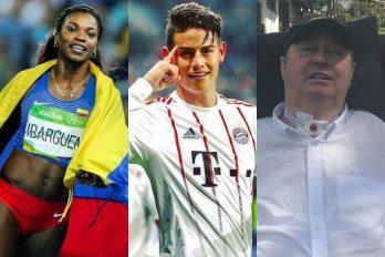 Estos logros de nuestros colombianos nos llenan de orgullo, siempre trabajando por ser mejores ¡Gracias por tanto!