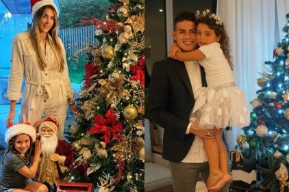 Daniela Ospina reveló qué pidió Salomé al 'Niño Dios' ¿Le darán lo que desea?