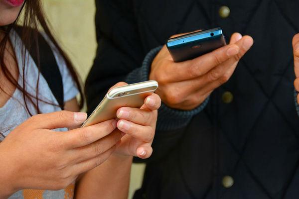 Consumo de las redes sociales por región en Colombia