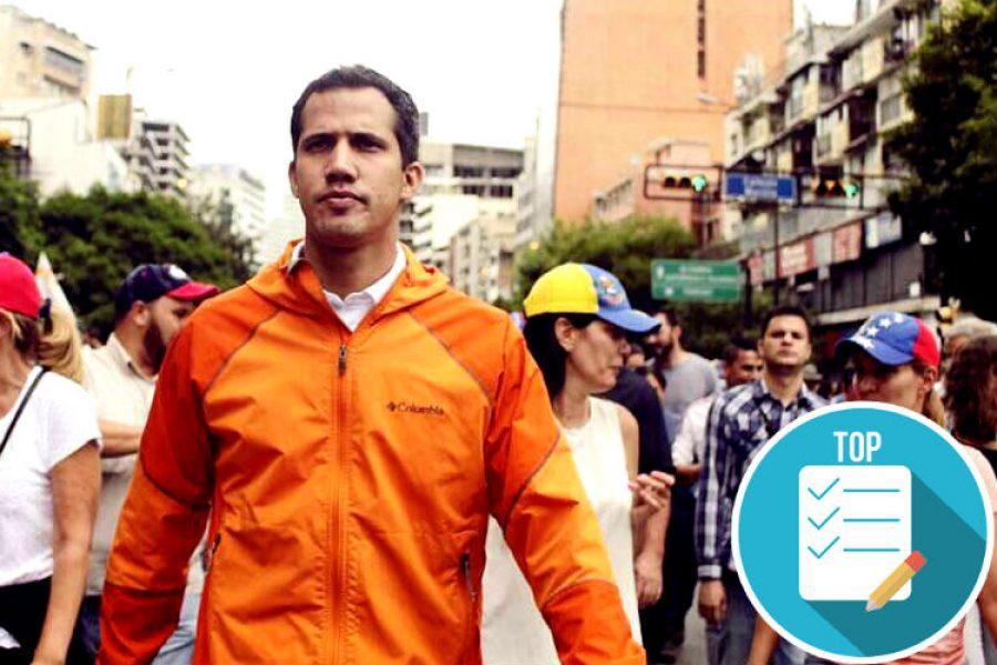 Así es Juan Guaidó, el político opositor que desafía al gobierno de Nicolás Maduro