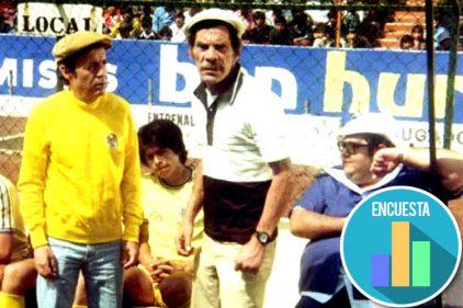 'El chanfle', la película de Chespirito cumple 40 años y las Águilas del América le hacen un homenaje