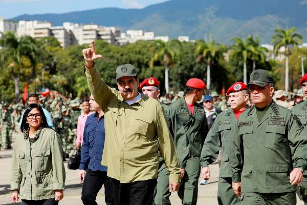 El arsenal ruso en territorio venezolano