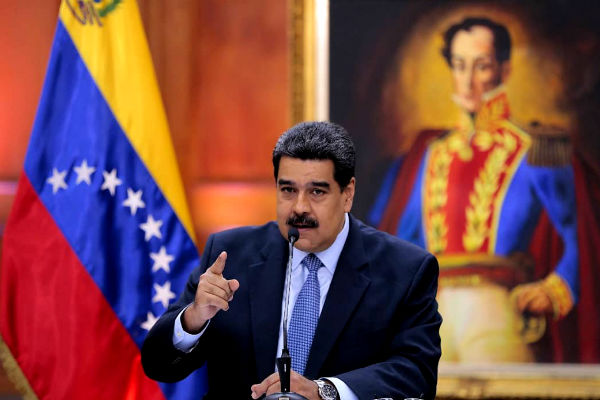 La respuesta de Maduro que no acata Estados Unidos