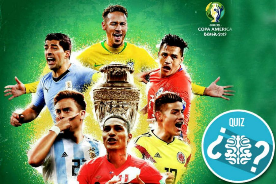¿Qué tanto conoces de la Copa América 2019? Con este quiz puedes medir tus conocimientos