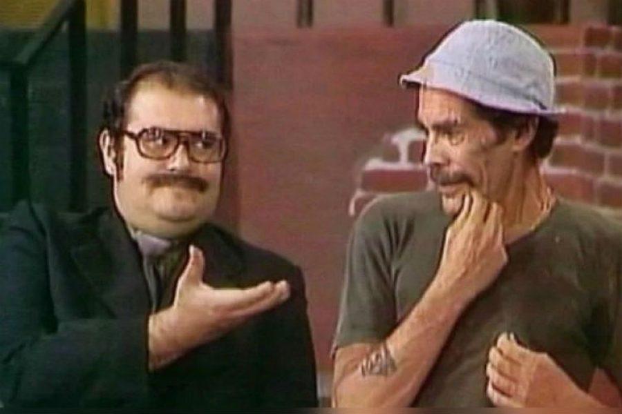 Esta es la prueba de que alguna vez, Don Ramón saldó su deuda con el Señor Barriga ¡Un momento del que pocos hablan!