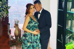 Sara Uribe está próxima a tener a su hijo Jacobo ¡Momento de felicidad!