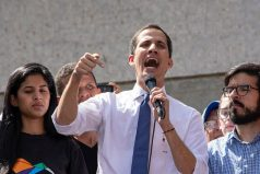Juan Guaidó se cobija en la constitución para nombrarse presidente interino de Venezuela