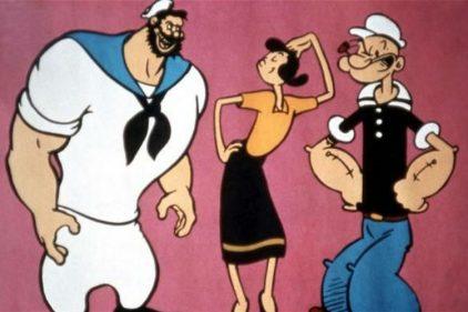 Celebramos 90 años de la aparición de Popeye el marino. ¡Descubre a qué personaje te pareces!