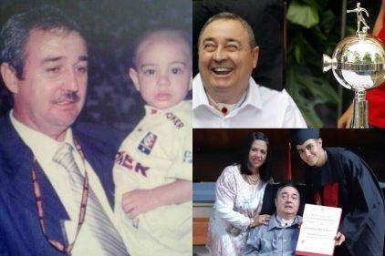 Momentos que marcaron la vida del 'profe' Luis Fernando Montoya: la enseñanza a ser fuertes y valientes