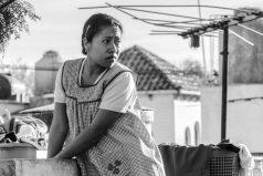 """La película """"Roma"""" está haciendo historia, fue nominada a varias categorías de los Oscar ¡Increíble!"""