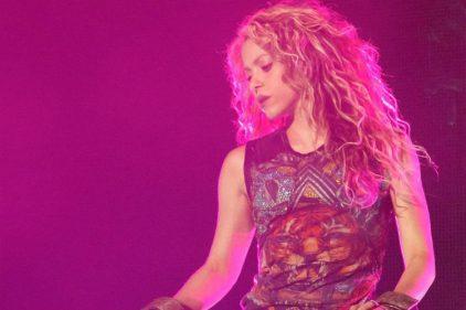 Con este mensaje Shakira se despidió de una persona muy especial