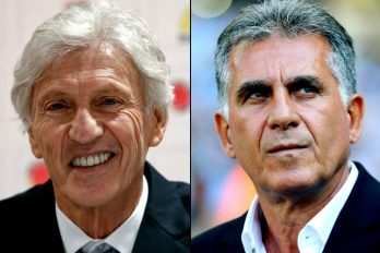 Estas son las cosas en las que se parecen los técnicos mundialistas Carlos Queiroz y José Pékerman