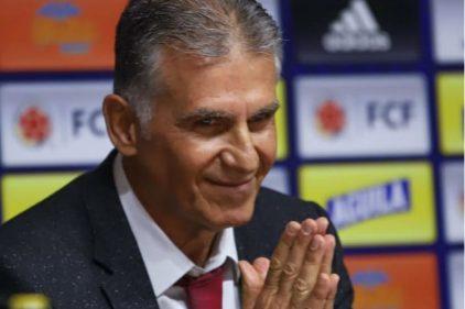 Carlos Queiroz comenzó su labor como técnico de la Selección Colombia ¡Conoce más detalles!