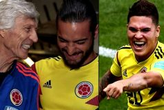 Juan Fernando Quintero asegura que el cantante Maluma pudo ser un futbolista profesional