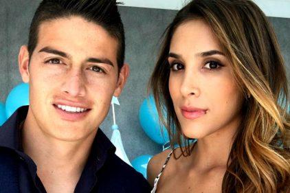 James Rodríguez y Daniela Ospina revolucionaron a sus seguidores por una nueva cercanía