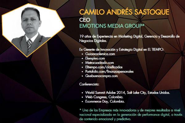 Camilo Andrés Sastoque