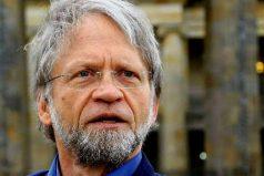 Antanas Mockus despierta admiración por su ímpetu ante una complicada enfermedad