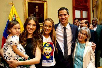 Conoce a las mujeres que impulsan la lucha de Juan Guaidó por recuperar la democracia en Venezuela