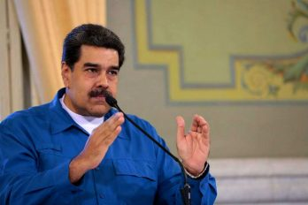 """""""El tanque azul"""", la estrategia de Nicolás Maduro para sobrellevar la situación en Venezuela"""