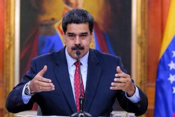Estas son las gotas que Nicolás Maduro recomienda para combatir el COVID-19