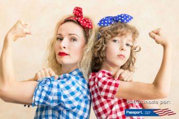 7 cosas que únicamente hace una mamá empoderada ¡mujeres grandiosas????!