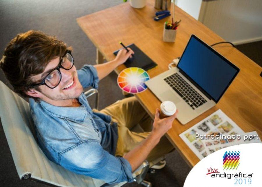 ¿Tu pasión es la comunicación gráfica? Ven a ANDIGRAFICA y vive un mundo de tecnología, actualización, nuevas tendencias, y espacios de networking