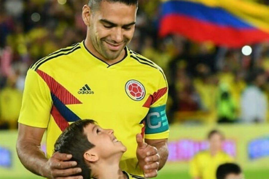 Falcao apoya a los niños con síndrome de down y otras 4 buenas causas ¡Un ejemplo de compromiso con la humanidad!