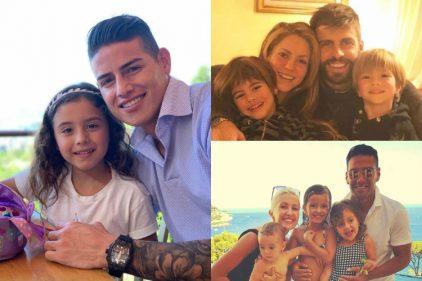 La fama de sus padres ha convertido a estos pequeños en grandes celebridades